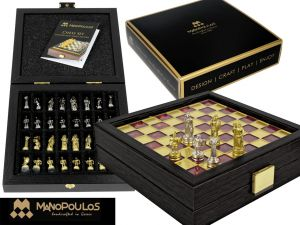 Manopoulos, szachy - Soldiers Chess