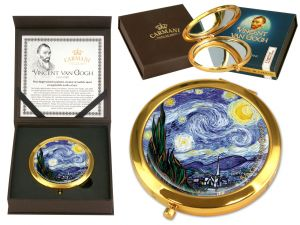 Carmani, lustereczko -V. Van Gogh - The starry night (box lux)