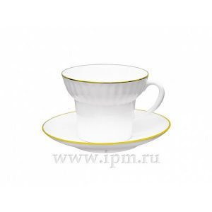Filiżanka + spodek Bone China 155ml
