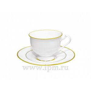 Filiżanka + spodek Bone China 160ml