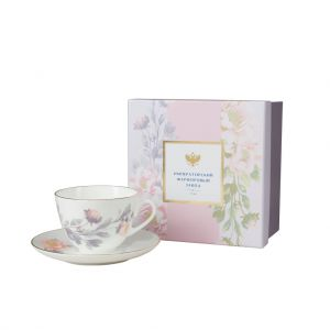 Filiżanka + spodek Bone China 165ml