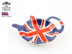 Lesser & Pavey, tea bag - Union Jack