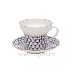 Filiżanka 155ml+spodekBone China